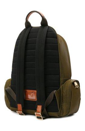 Мужской рюкзак nero sicilia dna DOLCE & GABBANA хаки цвета, арт. BM1961/A0244   Фото 3