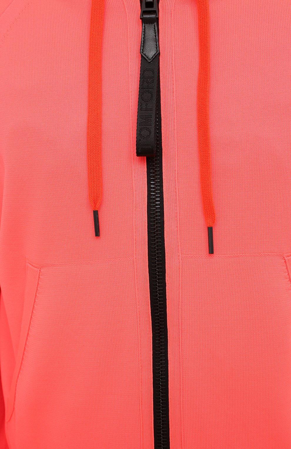 Мужской толстовка TOM FORD оранжевого цвета, арт. BWY22/TFK154   Фото 5