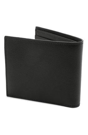 Мужской кожаное портмоне DSQUARED2 черного цвета, арт. WAM0015 01501209 | Фото 2