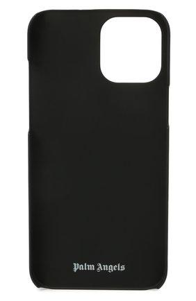 Чехол для iphone 12 pro max PALM ANGELS черного цвета, арт. PMPA031S21PLA0021001 | Фото 2