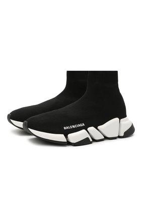 Текстильные кроссовки Speed 2.0 | Фото №1