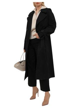 Женские кожаные туфли iriza 100 CHRISTIAN LOUBOUTIN бежевого цвета, арт. 3160708/IRIZA 100 | Фото 2