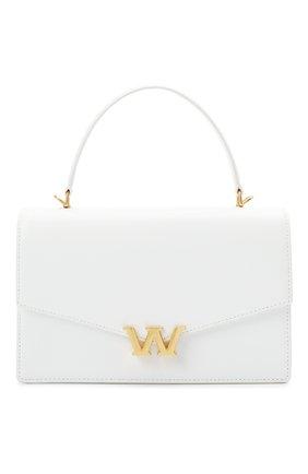 Женская сумка w legacy small ALEXANDER WANG белого цвета, арт. 20121R31L   Фото 1