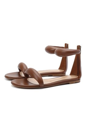 Кожаные сандалии California | Фото №1
