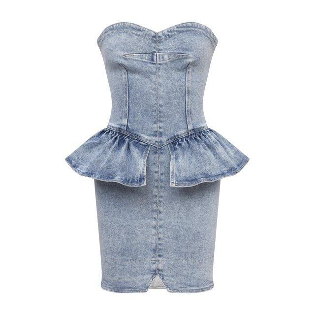 Джинсовое платье Isabel Marant
