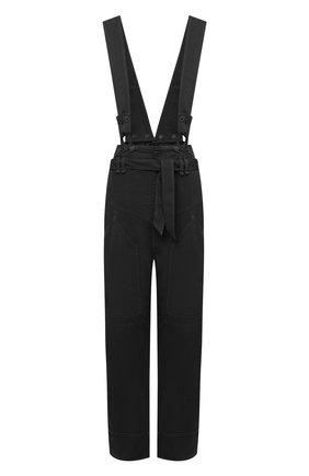Женские брюки ISABEL MARANT черного цвета, арт. PA1906-21E013I/FINEBA   Фото 1