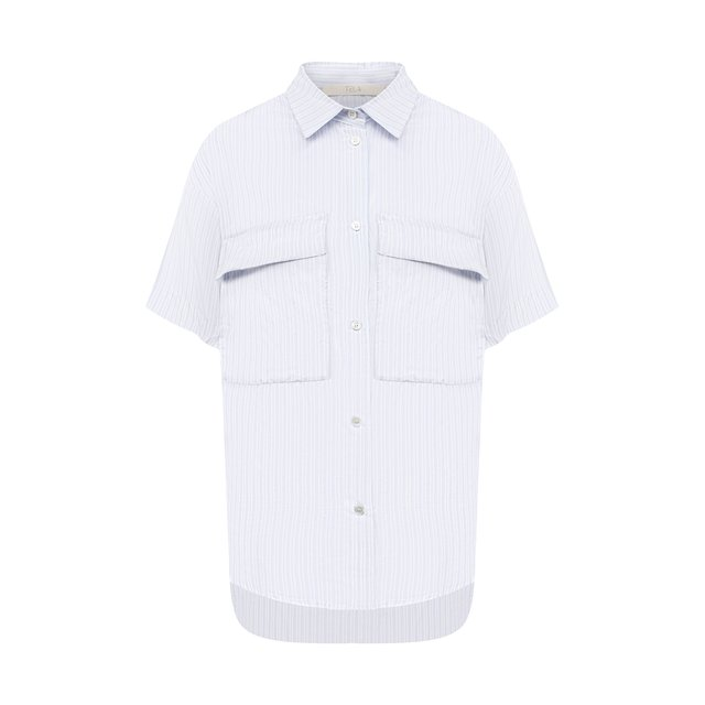Рубашка из вискозы Tela