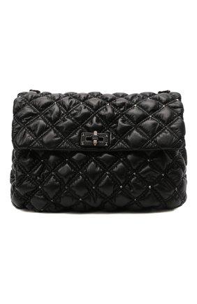 Женская сумка spikeme VALENTINO черного цвета, арт. VW0B0H77/EFZ   Фото 1