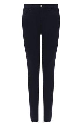 Женские джинсы EMPORIO ARMANI темно-синего цвета, арт. 3K2J20/2N8HZ   Фото 1