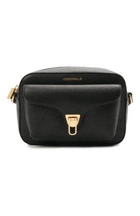 Женская сумка beat soft COCCINELLE черного цвета, арт. E1 HF6 15 02 01   Фото 1