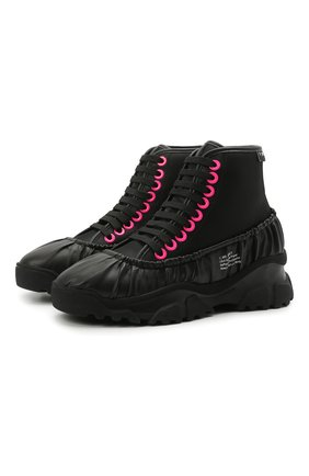 Женские ботинки xp3 xplore F_WD черного цвета, арт. FWW36012A/13021 | Фото 1