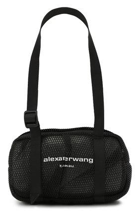 Женская сумка ALEXANDER WANG черного цвета, арт. 20221R40T   Фото 1