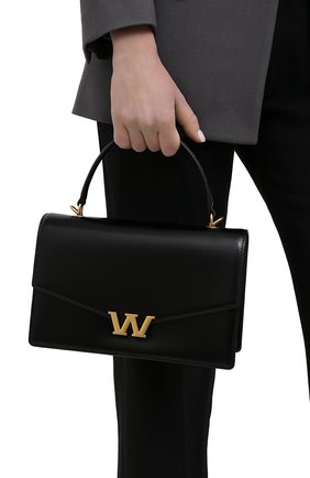 Женская сумка w legacy small ALEXANDER WANG черного цвета, арт. 20121R27L   Фото 2