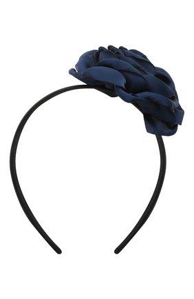 Женский ободок JUNEFEE синего цвета, арт. 6011 | Фото 1