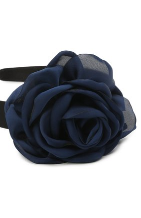 Женский ободок JUNEFEE синего цвета, арт. 6011 | Фото 2