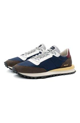Мужские комбинированные кроссовки HIDNANDER разноцветного цвета, арт. HC1MS400 425   Фото 1