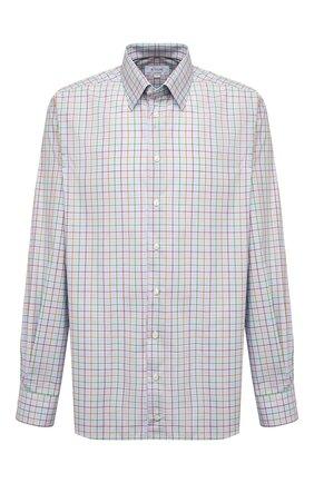 Мужская хлопковая рубашка ETON разноцветного цвета, арт. 1000 02229 | Фото 1