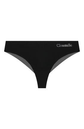 Женские трусы-стринги CHANTELLE черного цвета, арт. C12B90 | Фото 1