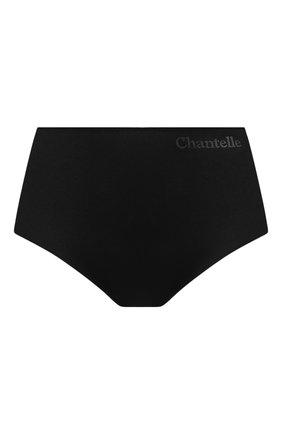 Женские трусы-шорты CHANTELLE черного цвета, арт. C12B80 | Фото 1