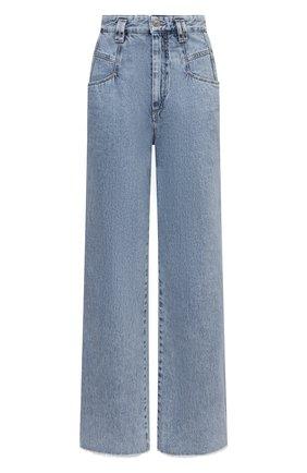 Женские джинсы ISABEL MARANT голубого цвета, арт. PA1914-21E020I/DILESQUI | Фото 1