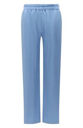 Женские брюки TELA голубого цвета, арт. 01 0165 14 0232 | Фото 1