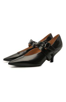 Кожаные туфли Nina   Фото №1
