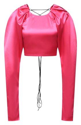 Женский топ 404 NOT FOUND розового цвета, арт. 701208 | Фото 1
