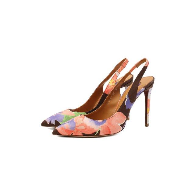 Текстильные туфли Cecyle Ralph Lauren