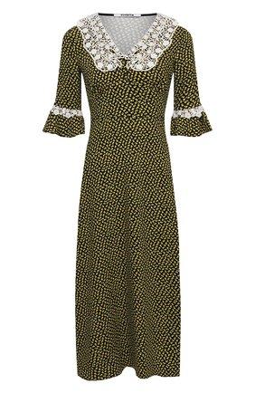 Женское платье VIVETTA разноцветного цвета, арт. 21E V2M0/H091/5167 | Фото 1