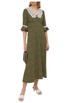 Женское платье VIVETTA разноцветного цвета, арт. 21E V2M0/H091/5167 | Фото 2