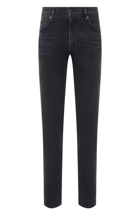 Мужские джинсы CITIZENS OF HUMANITY темно-серого цвета, арт. 6130-502 | Фото 1