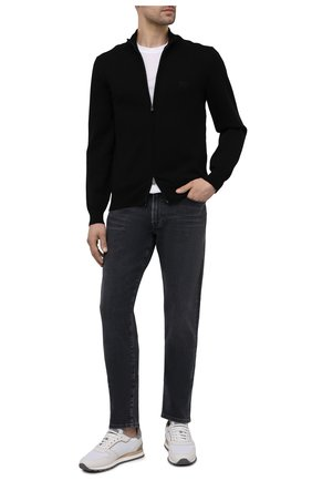 Мужские джинсы CITIZENS OF HUMANITY темно-серого цвета, арт. 6130-502 | Фото 2