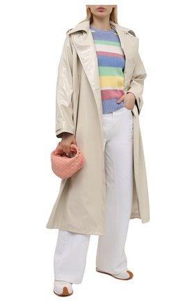 Женский хлопковый свитер POLO RALPH LAUREN разноцветного цвета, арт. 211838008 | Фото 2 (Длина (для топов): Стандартные; Материал внешний: Хлопок; Рукава: Длинные; Стили: Кэжуэл; Женское Кросс-КТ: Свитер-одежда)