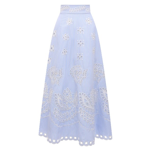 Хлопковая юбка REDVALENTINO