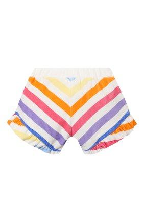 Детские хлопковые шорты DOUUOD разноцветного цвета, арт. 21E/U/JR/FC20/3510/3A-8A | Фото 2