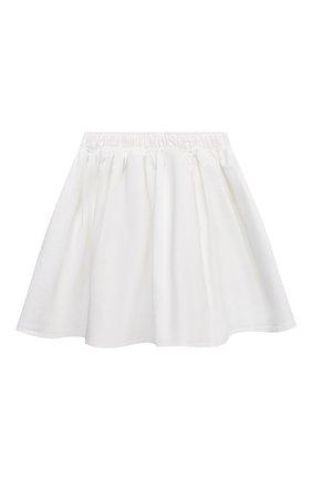 Детская юбка DOUUOD белого цвета, арт. 21E/U/JR/G007/1110/10A-14A | Фото 2
