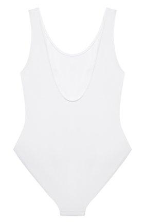 Детского слитный купальник CHIARA FERRAGNI белого цвета, арт. 20PE-CFKB003 | Фото 2