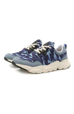 Детские кроссовки NATURINO синего цвета, арт. 0012015493/10/33-38   Фото 1