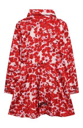 Детское платье NATASHA ZINKO красного цвета, арт. SS21MNZ101-19/3-8 | Фото 2