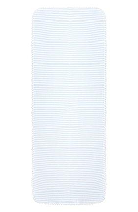 Детского комплект из пяти предметов KISSY KISSY голубого цвета, арт. 44192   Фото 9 (Материал внешний: Хлопок; Ростовка одежда: 0 - 3 мес   50 - 60 см, 6 мес   68 см)