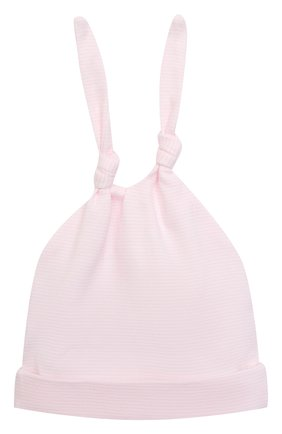 Детский комплект из комбинезона и шапки KISSY KISSY розового цвета, арт. KGW05650N | Фото 5