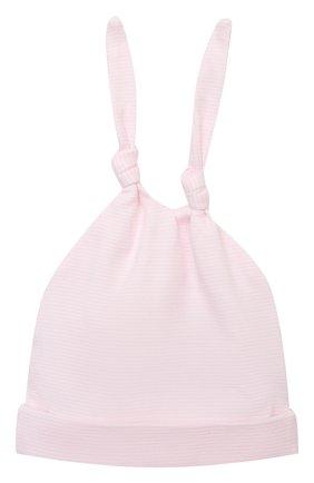 Детский комплект из комбинезона и шапки KISSY KISSY розового цвета, арт. KGW05650N | Фото 6