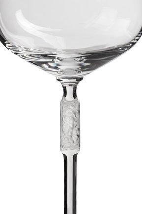 Фужер для вина merlot LALIQUE прозрачного цвета, арт. 10733100 | Фото 2