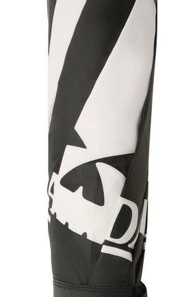 Мужской складной зонт HARLEY-DAVIDSON черного цвета, арт. UMB119988   Фото 5 (Материал: Текстиль)