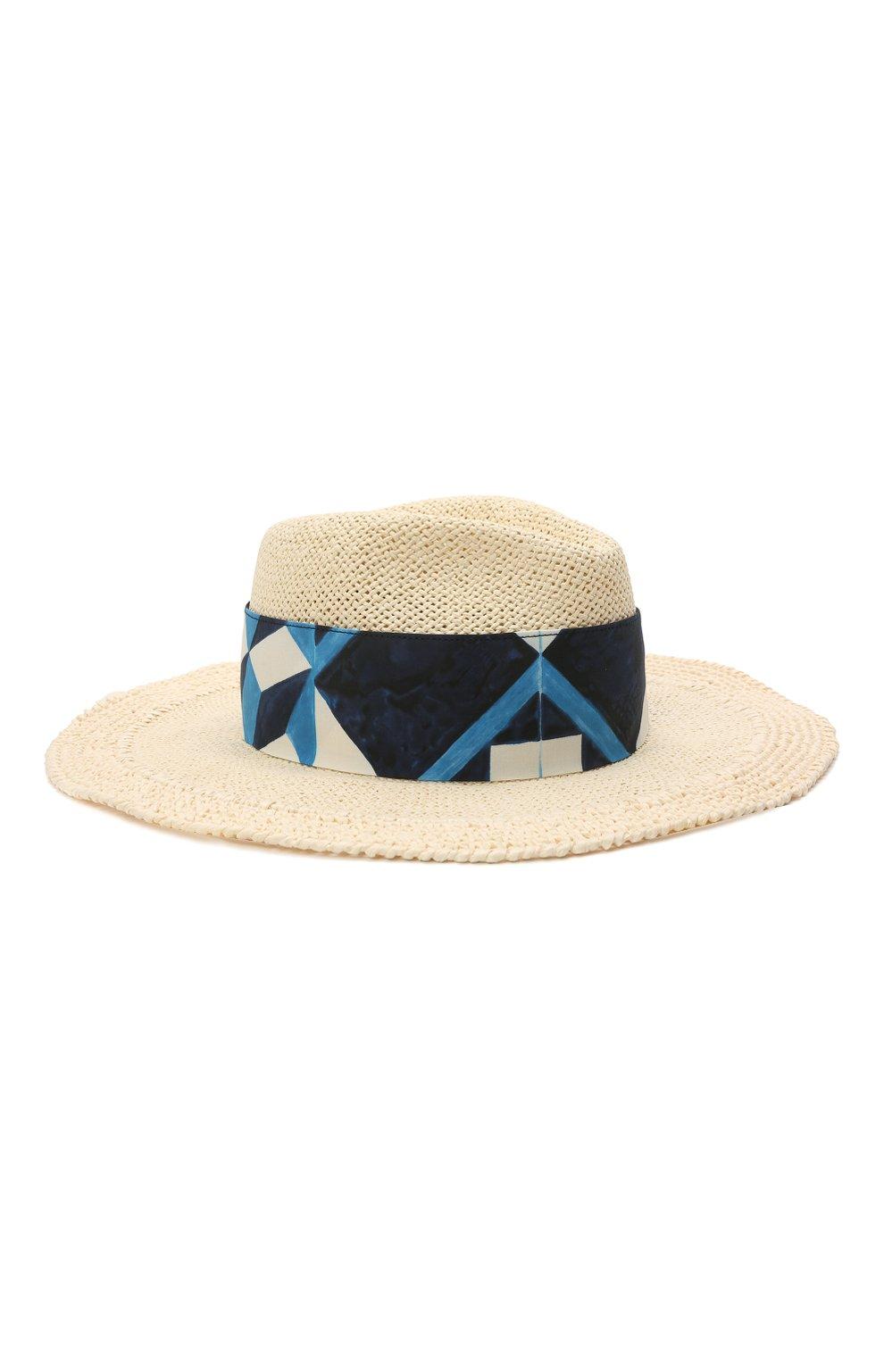Мужская шляпа DOLCE & GABBANA бежевого цвета, арт. GH694Z/G3UAP | Фото 2