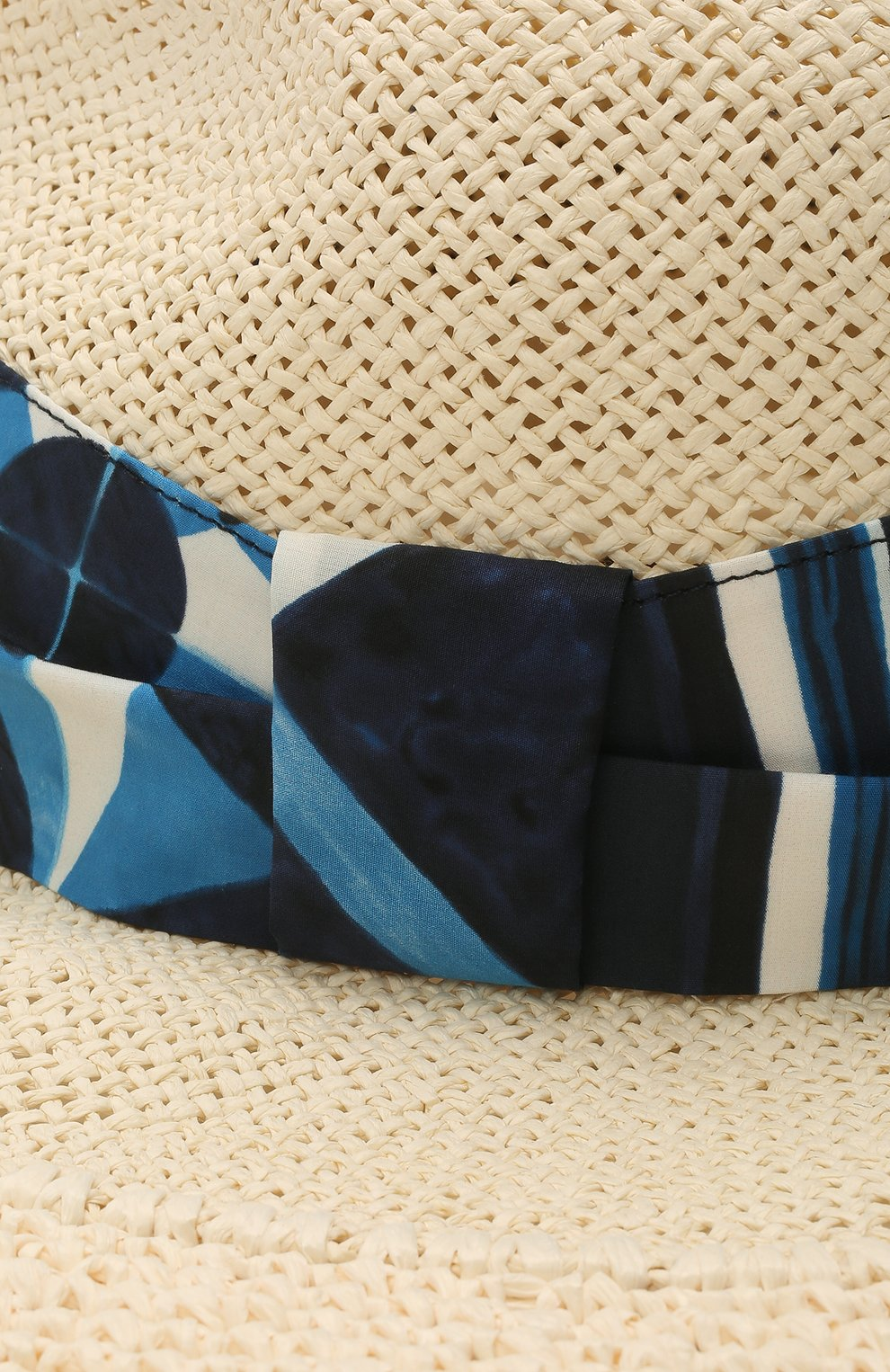 Мужская шляпа DOLCE & GABBANA бежевого цвета, арт. GH694Z/G3UAP | Фото 3