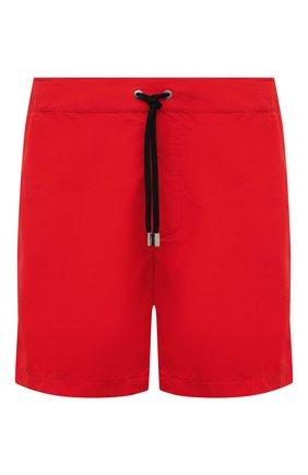 Мужские плавки-шорты ZILLI красного цвета, арт. MGR-MFANC-UNIC0/0001 | Фото 1