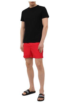 Мужские плавки-шорты ZILLI красного цвета, арт. MGR-MFANC-UNIC0/0001 | Фото 2
