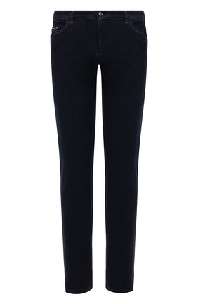 Мужские джинсы ZILLI синего цвета, арт. MCV-00020-MARV1/S001   Фото 1
