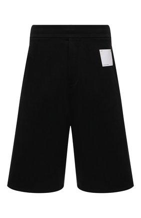 Мужские хлопковые шорты OAMC черного цвета, арт. 0AMS705268 0S243708E | Фото 1
